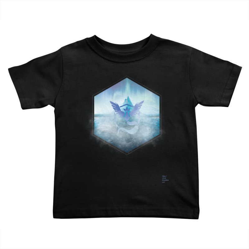 Team Mystic Kids Toddler T-Shirt by Christi Kennedy