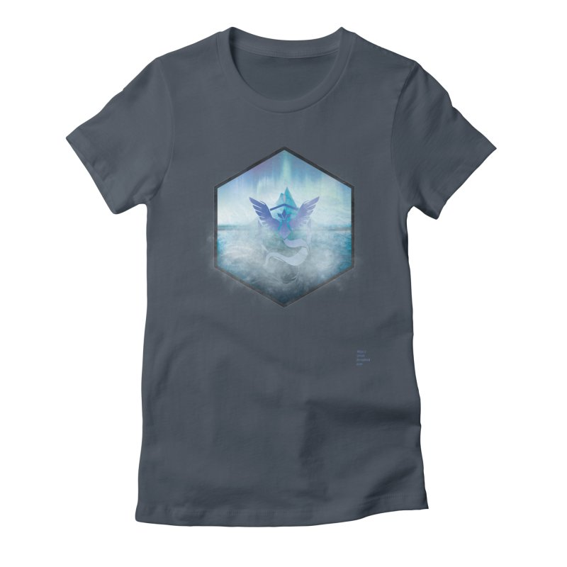Team Mystic Women's T-Shirt by Christi Kennedy