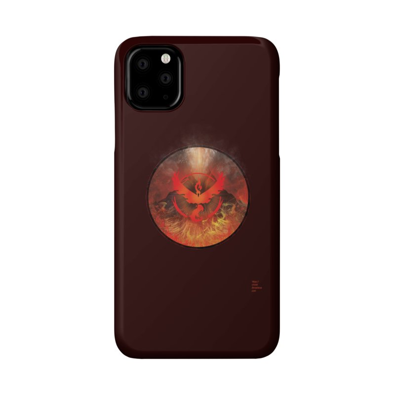 Team Valor Accessories Phone Case by Christi Kennedy