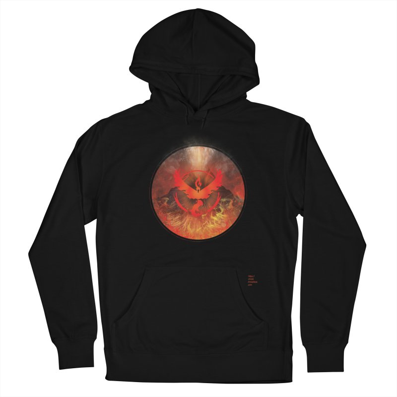 Team Valor Women's Pullover Hoody by Christi Kennedy