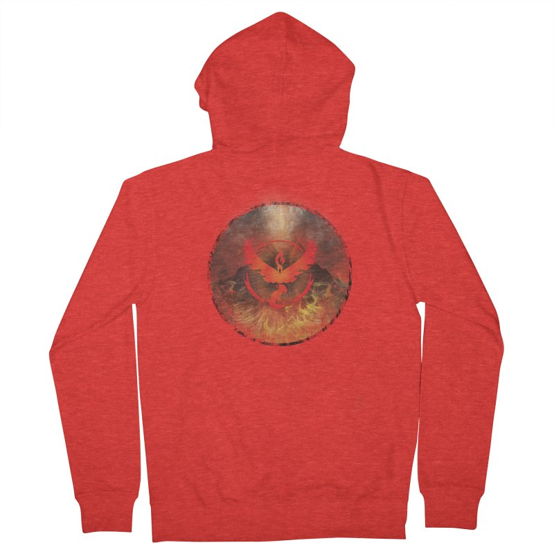 Team Valor Women's Zip-Up Hoody by Christi Kennedy