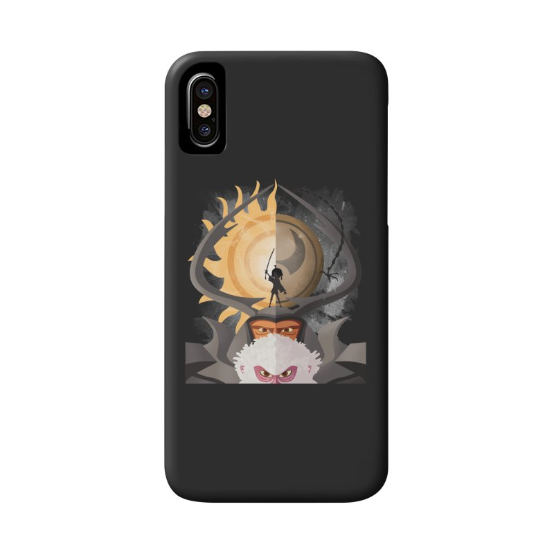 Kubo and The Quest Accessories Phone Case by Christi Kennedy