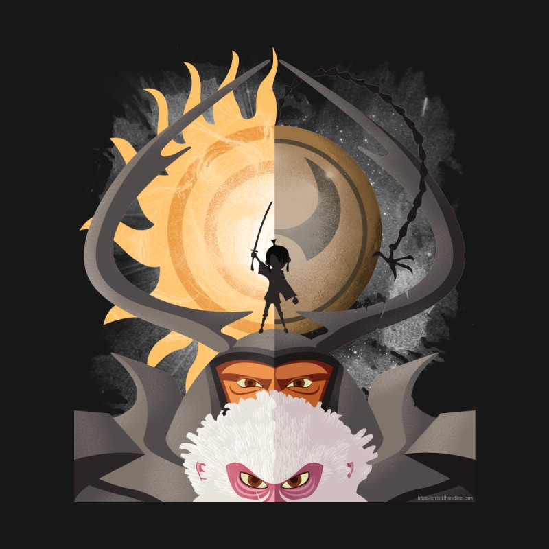 Kubo and The Quest Kids T-Shirt by Christi Kennedy