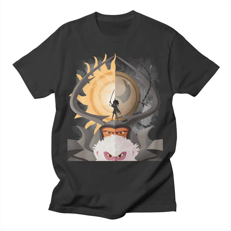 Kubo and The Quest Men's T-Shirt by Christi Kennedy