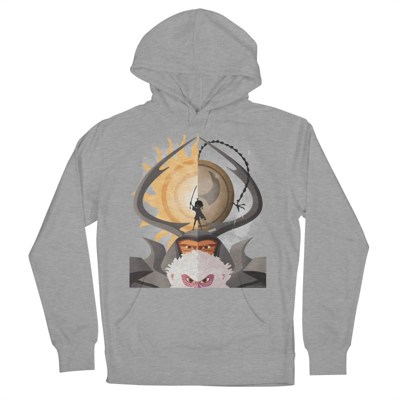 Kubo and The Quest Women's Pullover Hoody by Christi Kennedy
