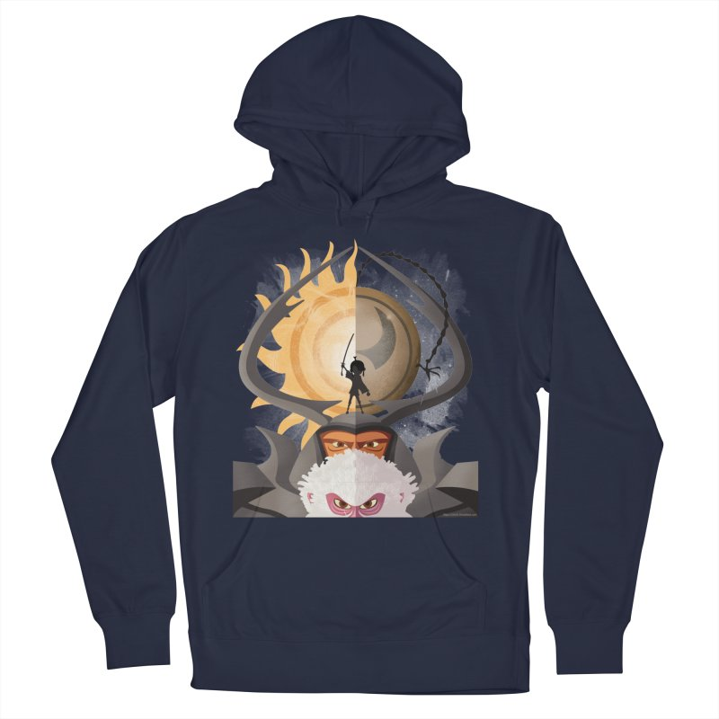 Kubo and The Quest Men's Pullover Hoody by Christi Kennedy