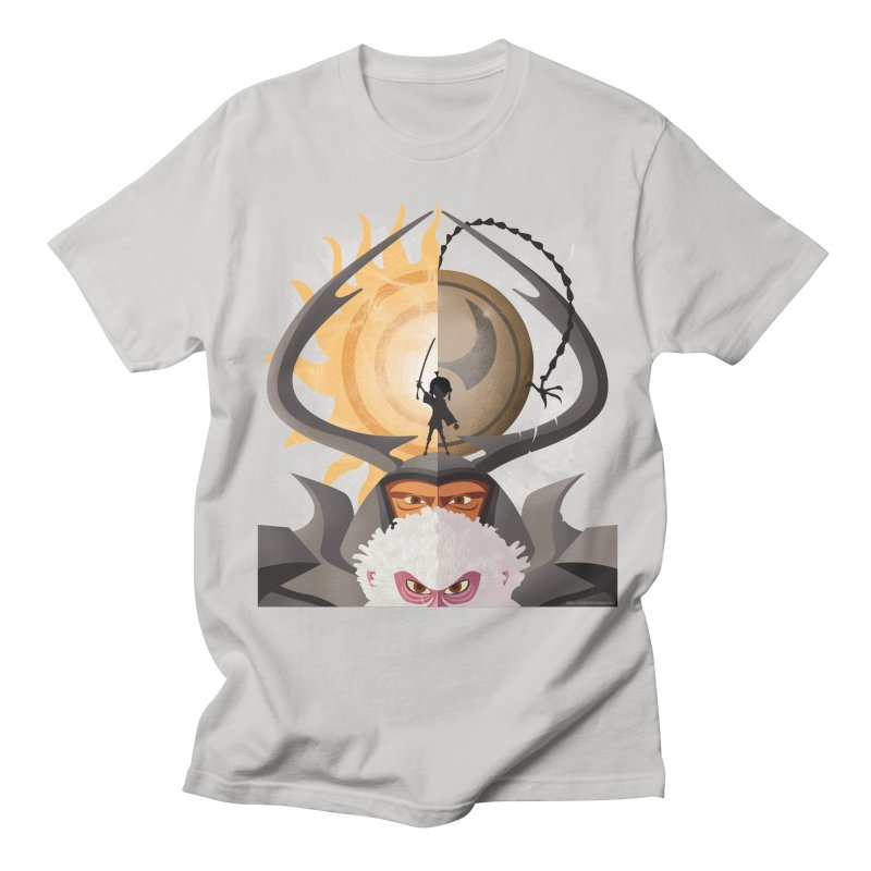 Kubo and The Quest Men's Regular T-Shirt by Christi Kennedy
