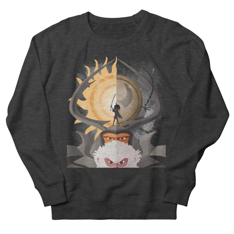 Kubo and The Quest Women's French Terry Sweatshirt by Christi Kennedy