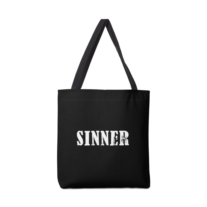Sinner Tote in Tote Bag by ChristianDeArmond's Artist Shop