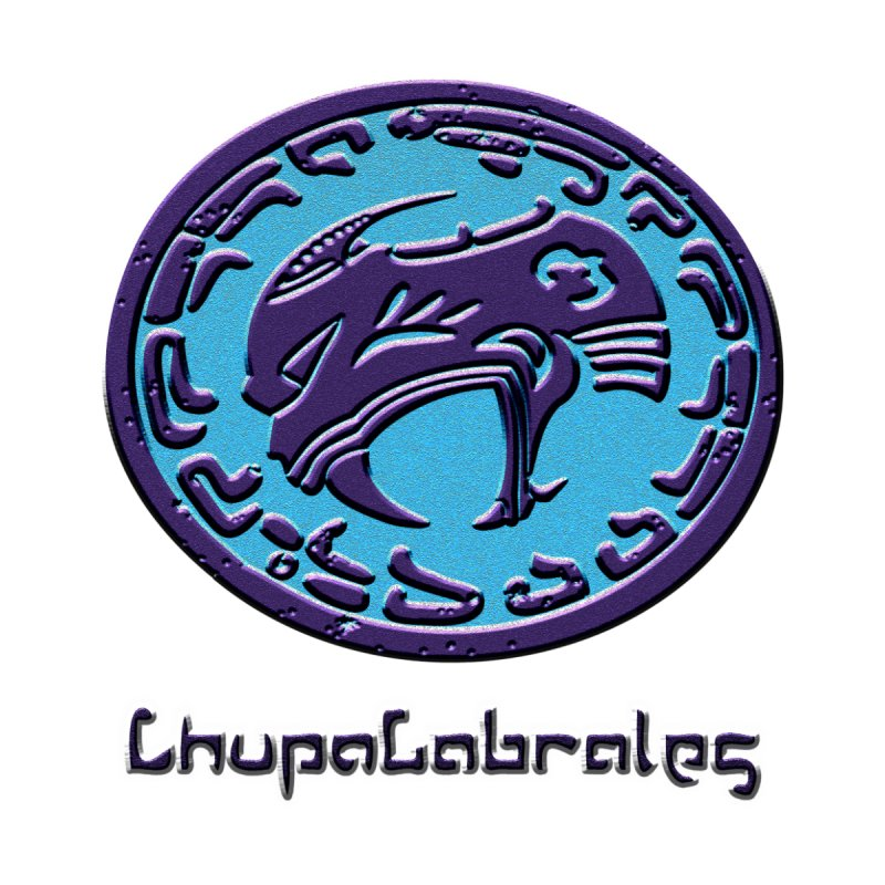 ChupaCabrales Logo (Aztech) Men's Longsleeve T-Shirt by ChupaCabrales's Shop