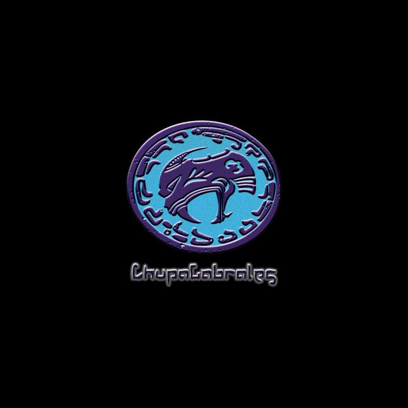ChupaCabrales Logo (Aztech) Women's V-Neck by ChupaCabrales's Shop