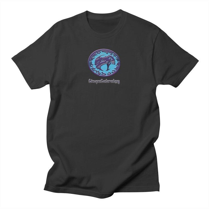 ChupaCabrales Logo (Aztech) Men's T-Shirt by ChupaCabrales's Shop