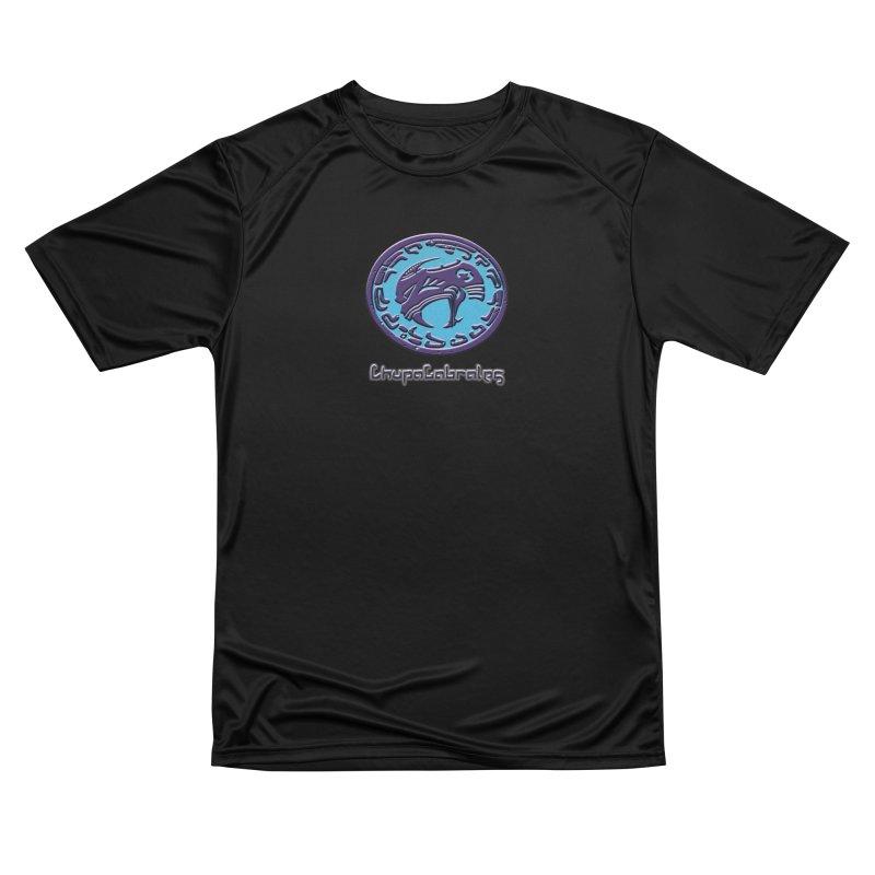 ChupaCabrales Logo (Aztech) Men's Performance T-Shirt by ChupaCabrales's Shop