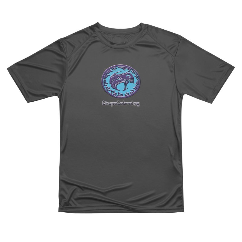 ChupaCabrales Logo (Aztech) Women's Performance Unisex T-Shirt by ChupaCabrales's Shop