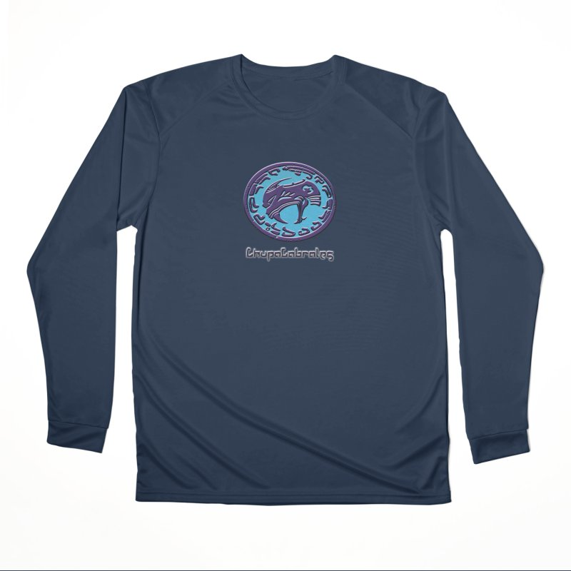 ChupaCabrales Logo (Aztech) Women's Performance Unisex Longsleeve T-Shirt by ChupaCabrales's Shop