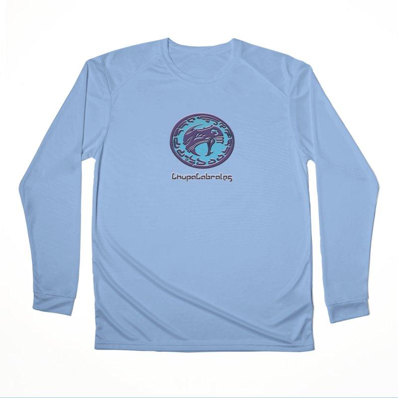 ChupaCabrales Logo (Aztech) Women's Longsleeve T-Shirt by ChupaCabrales's Shop