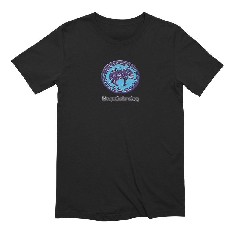 ChupaCabrales Logo (Aztech) Men's Extra Soft T-Shirt by ChupaCabrales's Shop