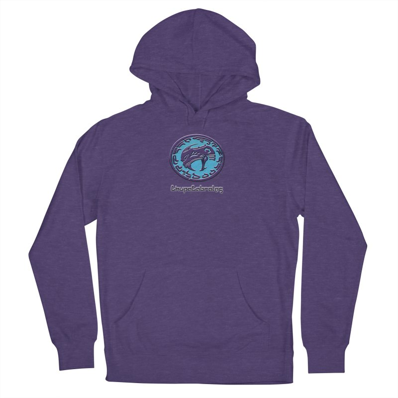 ChupaCabrales Logo (Aztech) Women's French Terry Pullover Hoody by ChupaCabrales's Shop