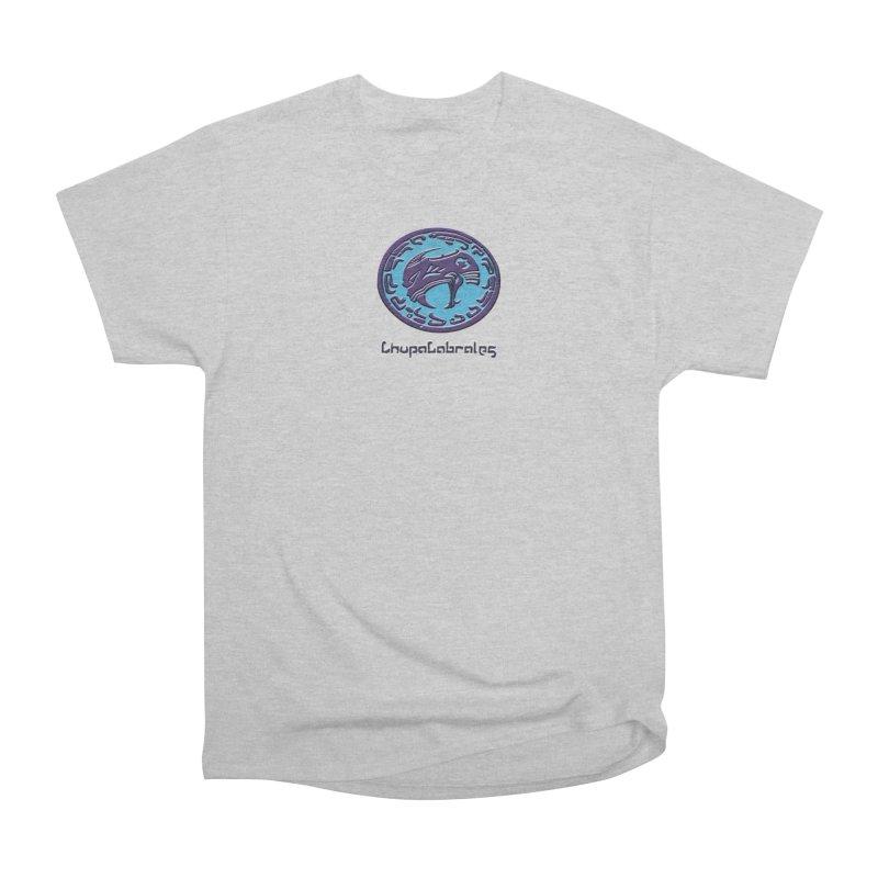 ChupaCabrales Logo (Aztech) Women's Heavyweight Unisex T-Shirt by ChupaCabrales's Shop