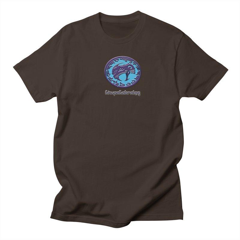 ChupaCabrales Logo (Aztech) Men's Regular T-Shirt by ChupaCabrales's Shop