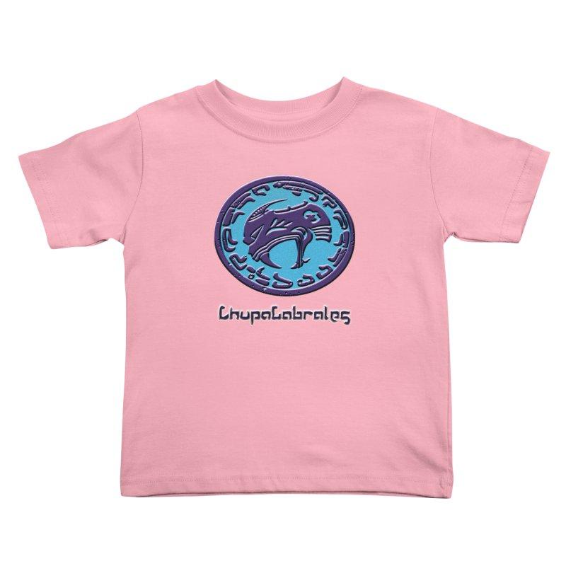 ChupaCabrales Logo (Aztech) Kids Toddler T-Shirt by ChupaCabrales's Shop