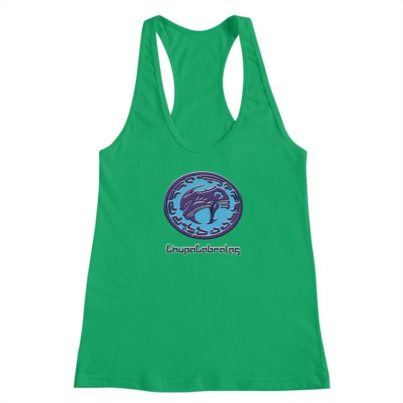 ChupaCabrales Logo (Aztech) Women's Tank by ChupaCabrales's Shop