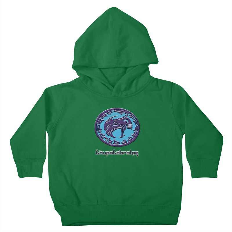 ChupaCabrales Logo (Aztech) Kids Toddler Pullover Hoody by ChupaCabrales's Shop