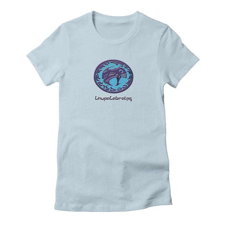 ChupaCabrales Logo (Aztech) Women's T-Shirt by ChupaCabrales's Shop