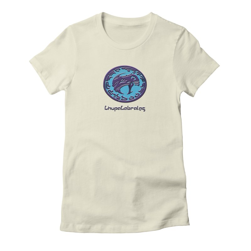 ChupaCabrales Logo (Aztech) Women's T-Shirt by ChupaCabrales's Shop