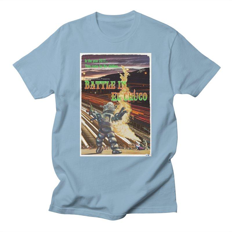 Battle in El Chuco by ChupaCabrales Women's T-Shirt by ChupaCabrales's Shop