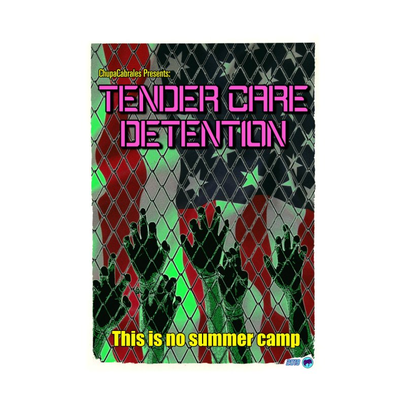 Tender Care Detention by ChupaCabrales Women's Zip-Up Hoody by ChupaCabrales's Shop