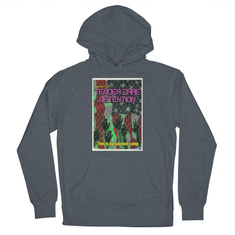 Tender Care Detention by ChupaCabrales Women's Pullover Hoody by ChupaCabrales's Shop