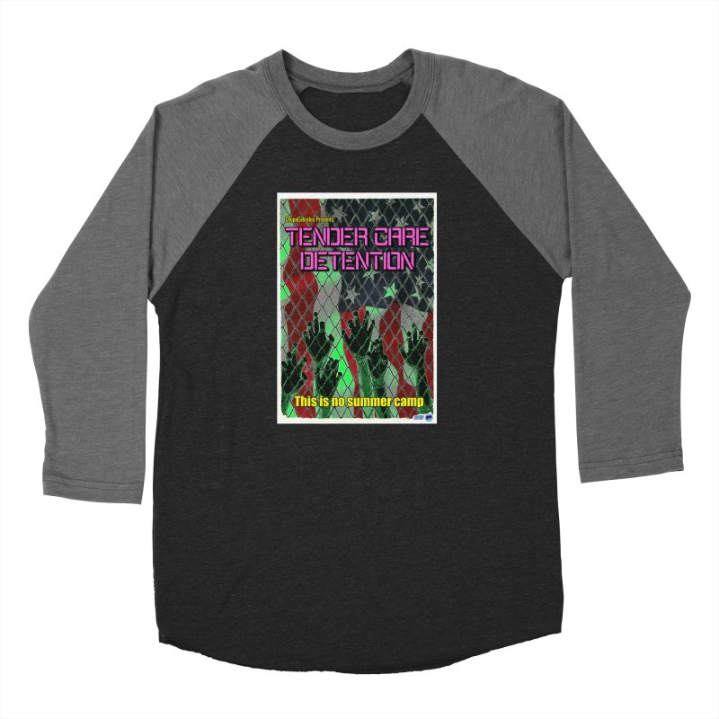 Tender Care Detention by ChupaCabrales Women's Baseball Triblend Longsleeve T-Shirt by ChupaCabrales's Shop