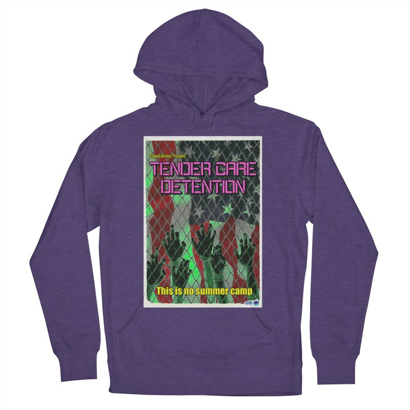 Tender Care Detention by ChupaCabrales Men's French Terry Pullover Hoody by ChupaCabrales's Shop