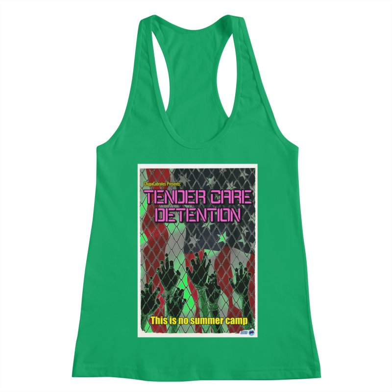 Tender Care Detention by ChupaCabrales Women's Tank by ChupaCabrales's Shop