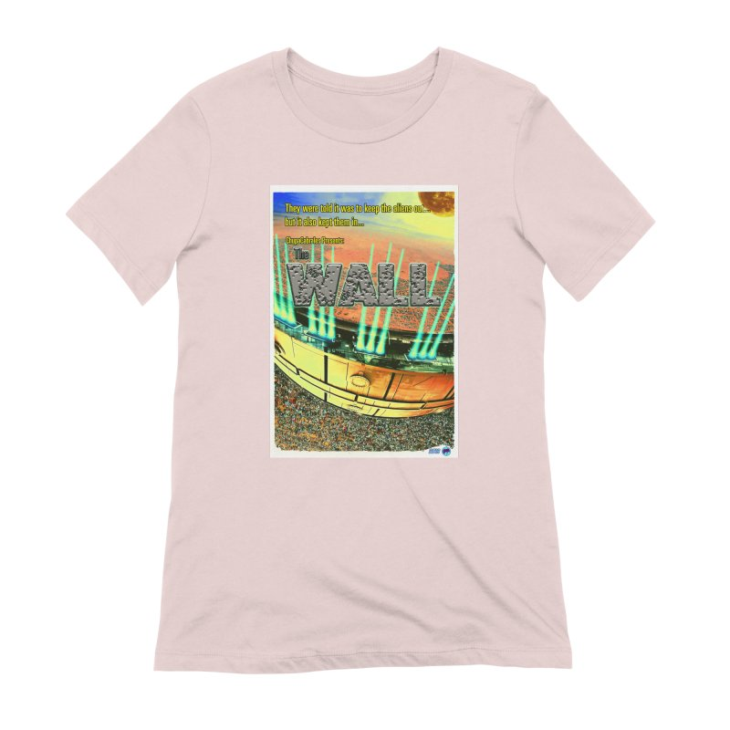 The Wall by ChupaCabrales Women's Extra Soft T-Shirt by ChupaCabrales's Shop