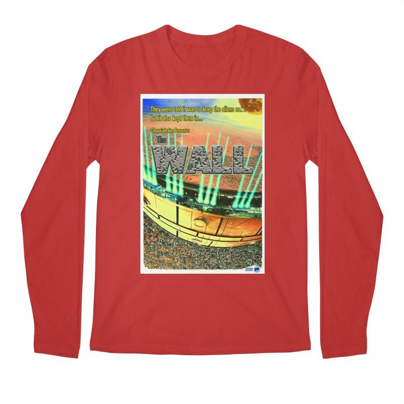 The Wall by ChupaCabrales Men's Regular Longsleeve T-Shirt by ChupaCabrales's Shop