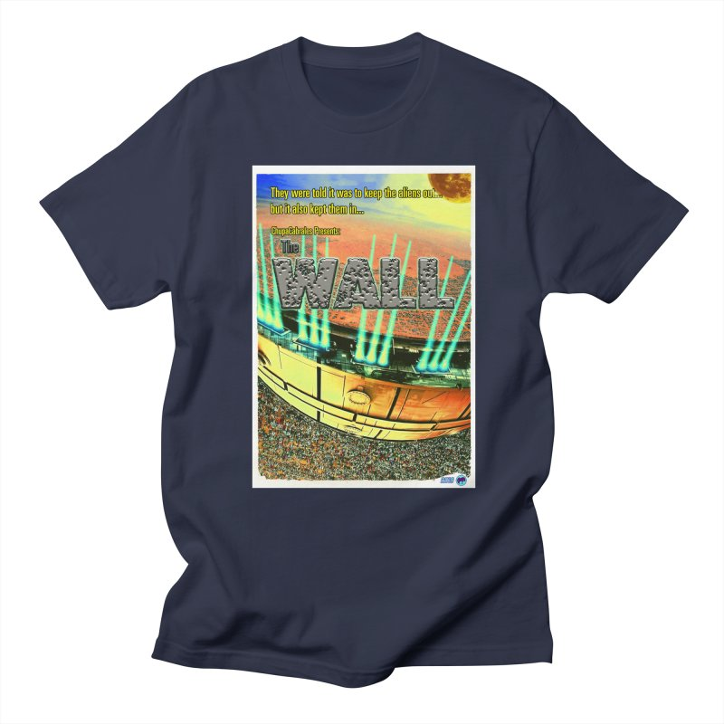The Wall by ChupaCabrales Men's Regular T-Shirt by ChupaCabrales's Shop