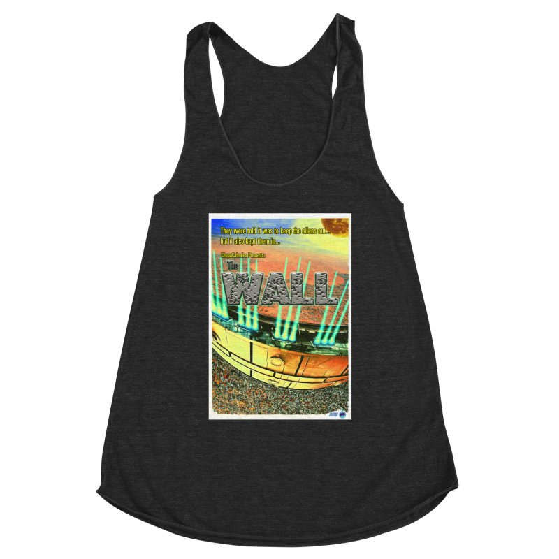 The Wall by ChupaCabrales Women's Tank by ChupaCabrales's Shop