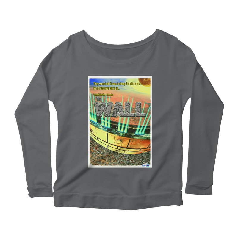 The Wall by ChupaCabrales Women's Longsleeve T-Shirt by ChupaCabrales's Shop