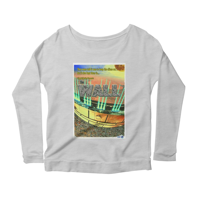 The Wall by ChupaCabrales Women's Scoop Neck Longsleeve T-Shirt by ChupaCabrales's Shop