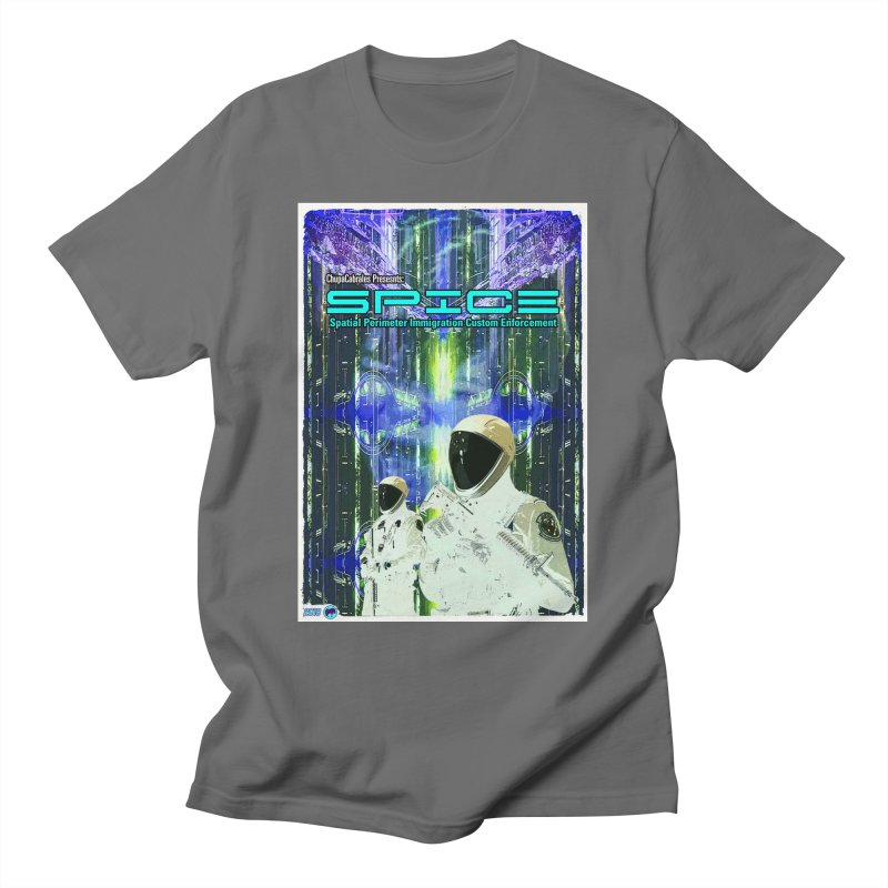SPICE by ChupaCabrales Men's T-Shirt by ChupaCabrales's Shop