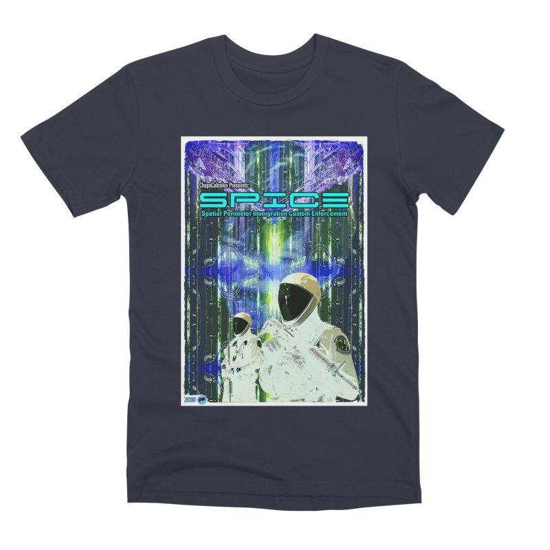 SPICE by ChupaCabrales Men's Premium T-Shirt by ChupaCabrales's Shop
