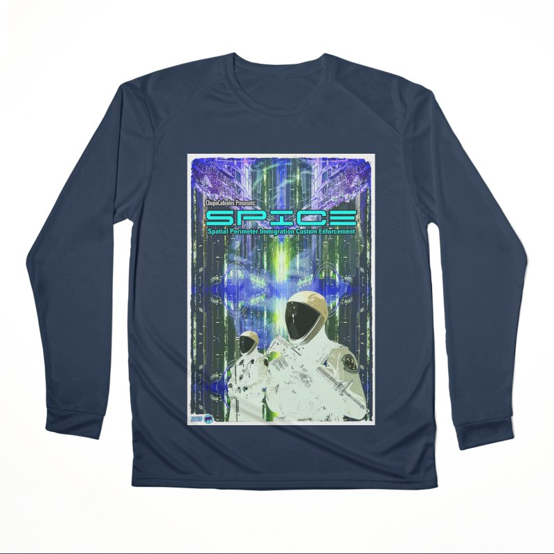 SPICE by ChupaCabrales Women's Performance Unisex Longsleeve T-Shirt by ChupaCabrales's Shop