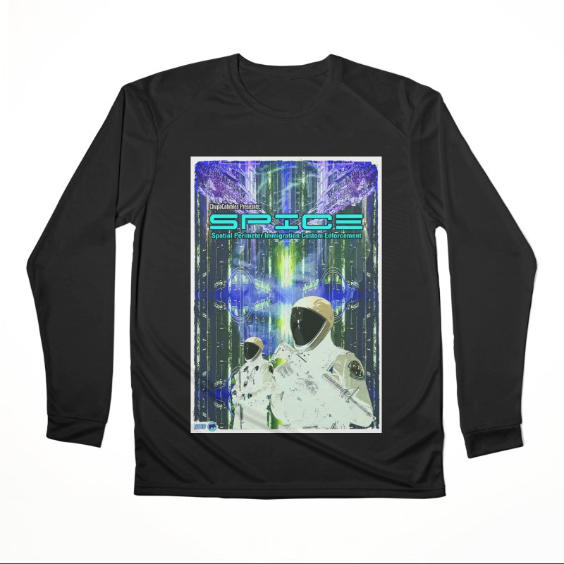 SPICE by ChupaCabrales Men's Performance Longsleeve T-Shirt by ChupaCabrales's Shop