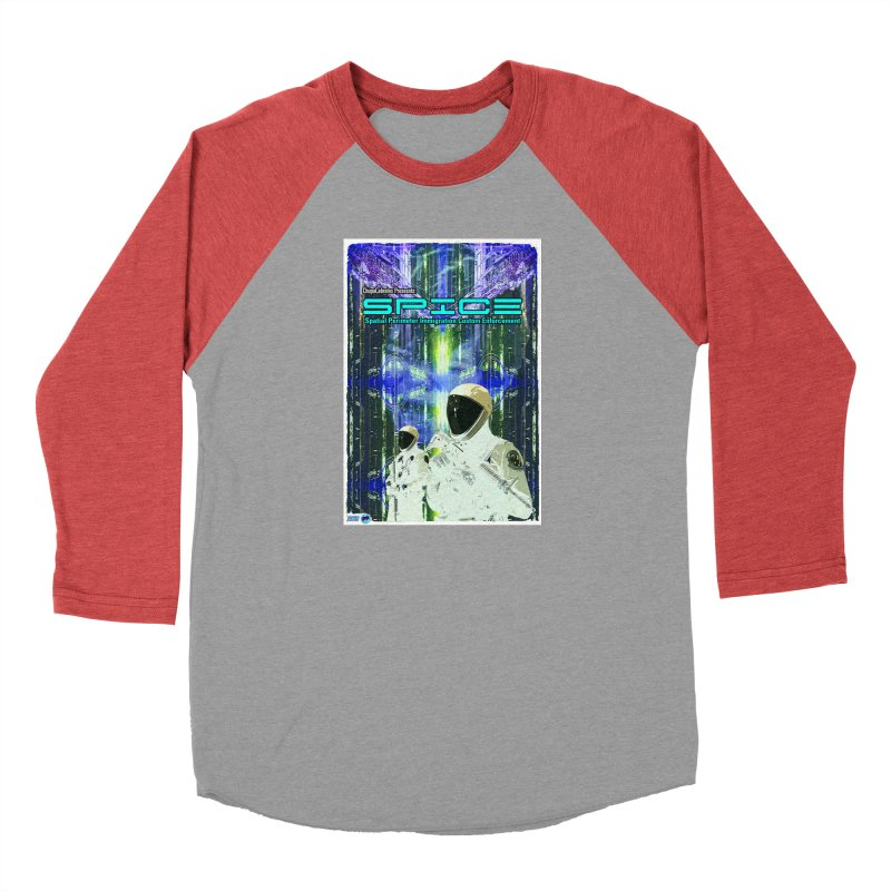 SPICE by ChupaCabrales Women's Baseball Triblend Longsleeve T-Shirt by ChupaCabrales's Shop