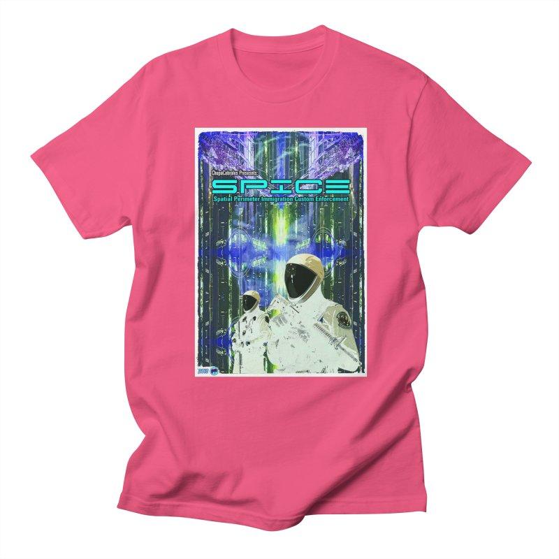 SPICE by ChupaCabrales Men's Regular T-Shirt by ChupaCabrales's Shop