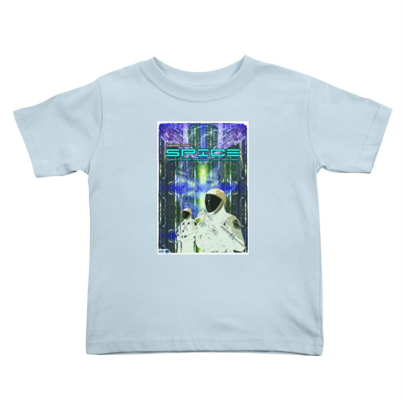 SPICE by ChupaCabrales Kids Toddler T-Shirt by ChupaCabrales's Shop