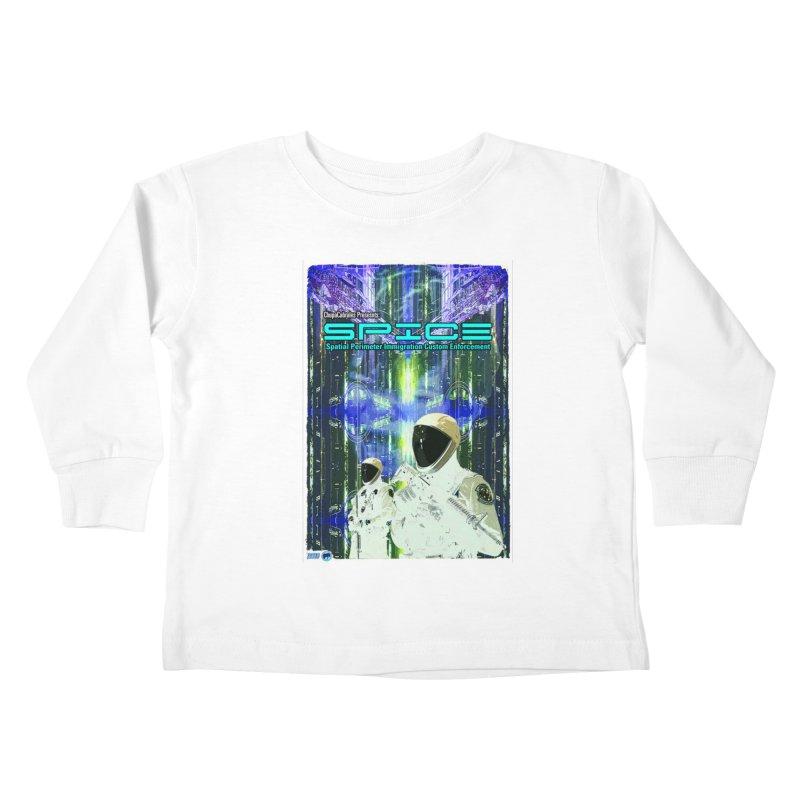 SPICE by ChupaCabrales Kids Toddler Longsleeve T-Shirt by ChupaCabrales's Shop