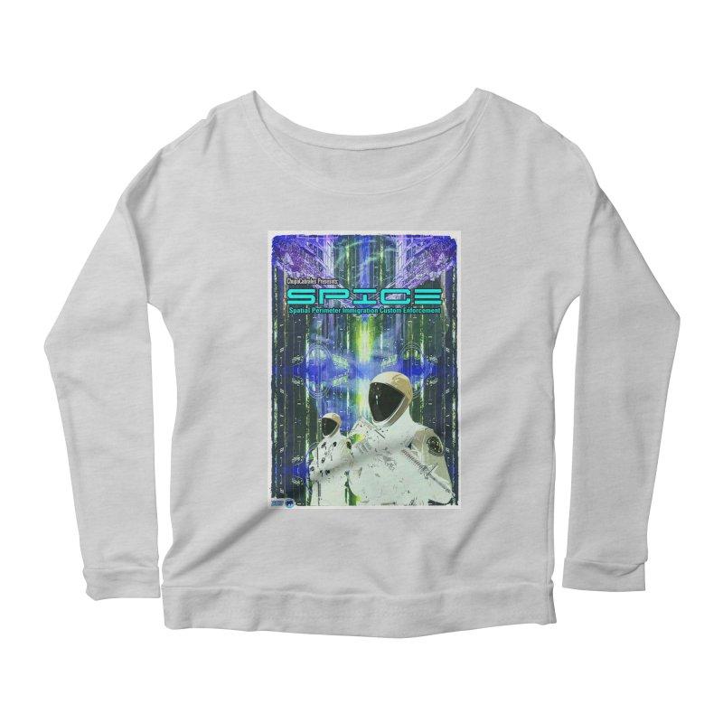 SPICE by ChupaCabrales Women's Scoop Neck Longsleeve T-Shirt by ChupaCabrales's Shop